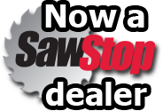 Now a SawStop Dealer